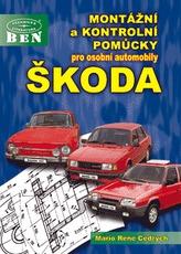 Montážní a kontrolní pomůcky pro osobní automobily ŠKODA