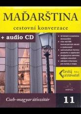 Maďarština cestovní konverzace + audio CD