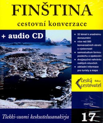 Finština cestovní konverzace + CD