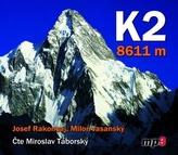 K2 8611 m