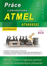 Práce s mikrokontroléry ATMEL AT89S8252