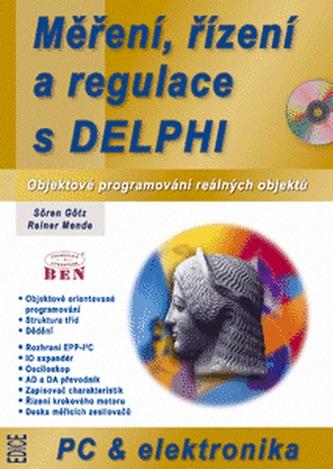 Měření, řízení a regulace s Delphi