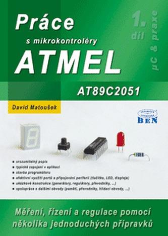 Práce s mikrokontroléry ATMEL AT89C2051