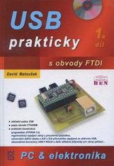 USB prakticky s obvody FTDI - 1. díl