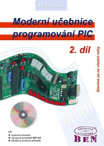 Moderní učebnice programování mikrokontrolérů PIC 2
