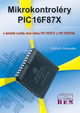 Mikrokontroléry PIC16F87X