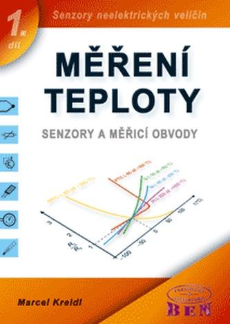 Měření teploty - senzory a měřicí obvody