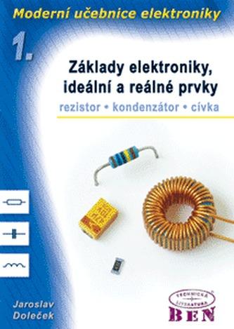 Moderní učebnice elektroniky - 1. díl