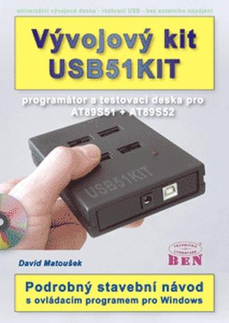 Vývojový kit USB51KIT pro AT89S51 a AT89S52