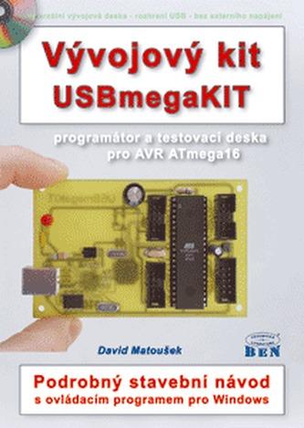 Vývojový kit USBmegaKIT pro AVR ATmega16