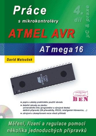 Práce s mikrokontroléry ATMEL AVR - ATmega16