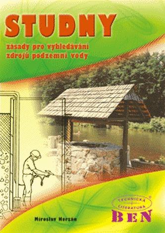Studny - zásady pro vyhledávání zdrojů podzemní vody