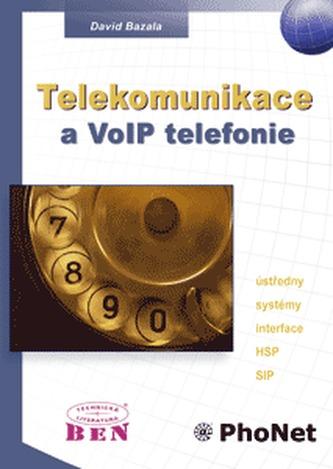 Telekomunikace a VOIP telefonie