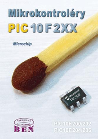 Mikrokontroléry PIC10F2XX - Microchip