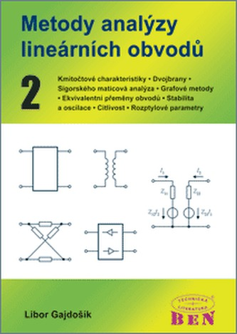 Metody analýzy lineárních obvodů 2