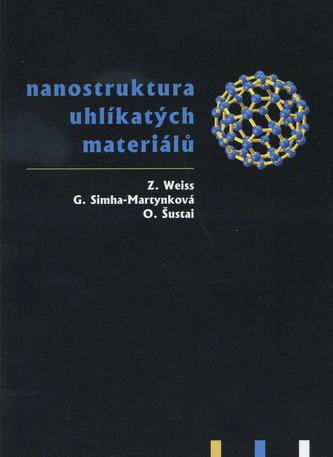Nanostruktura uhlíkatých materiálú