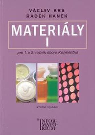 Materiály I. pro 1 a 2 ročník UO Kosmetička