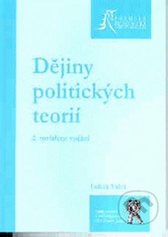 Dějiny politických teorií, 2. vydání