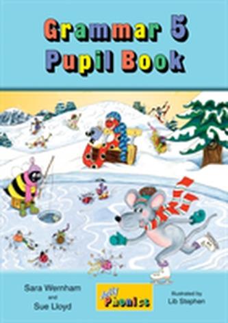 Grammar 5 Pupil Book (n print letters) - Wernham, Sara