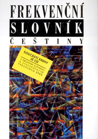 Frekvenční slovník češtiny+CD