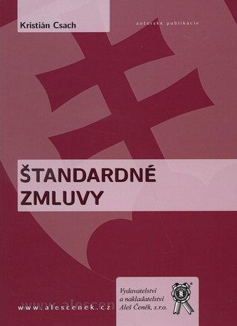 Štandardné zmluvy