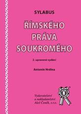 Sylabus římského práva soukromého, 2. vydání
