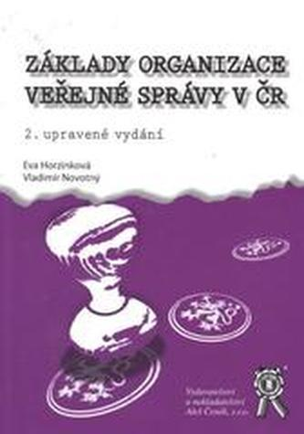 Základy organizace veřejné správy v České republice
