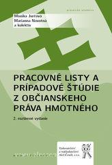 Pracovné listy a prípadové štúdie z občianskeho práva hmotného