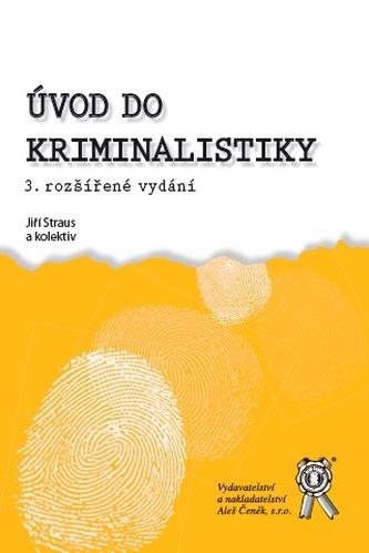Úvod do kriminalistiky