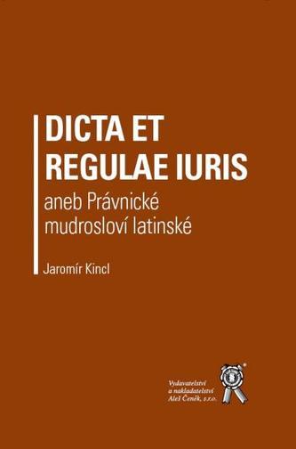 Dicta et regulae