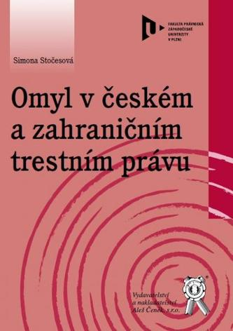 Omyl v českém a zahraničním trestním právu