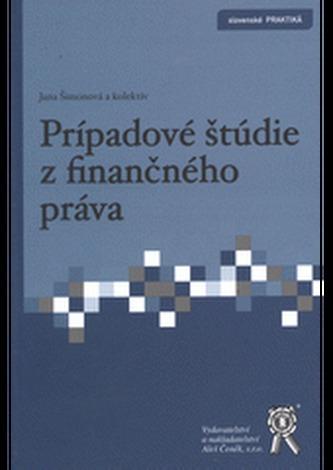 Prípadové štúdie z finančného práva