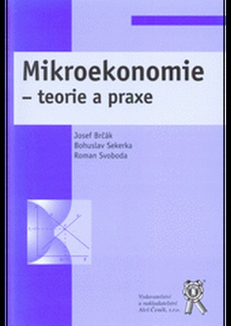 Mikroekonomie - teorie a praxe