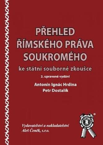 Přehled římského práva soukromého ke státní souborné zkoušce