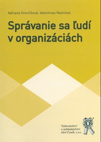 Správanie sa ľudi v organizáciách