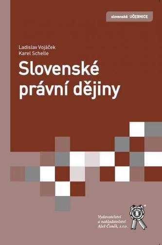 Slovenské právní dějiny