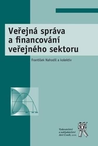 Veřejná správa a financování veřejného sektoru