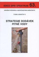 Strategie dodávek pitné vody