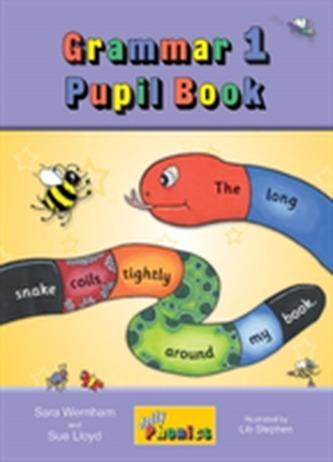 Grammar 1 Pupil Book - Wernham, Sara