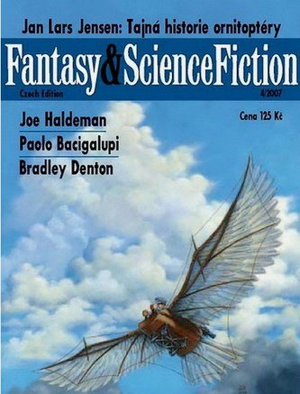 Fantasy a ScienceFiction 4/2007