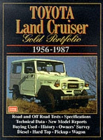 Toyota Land Cruiser Gold Portfolio