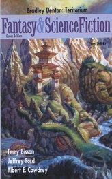 Fantasy & Science Fiction 2010