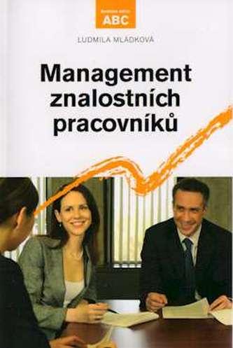 Management znalostních pracovníků