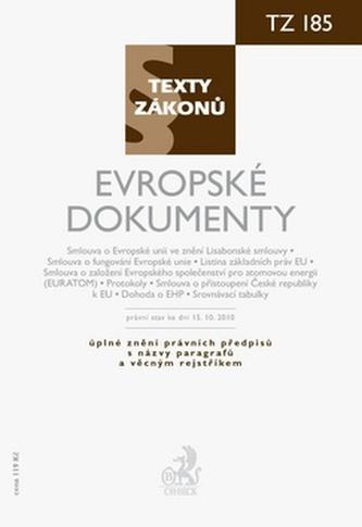 Evropské dokumenty