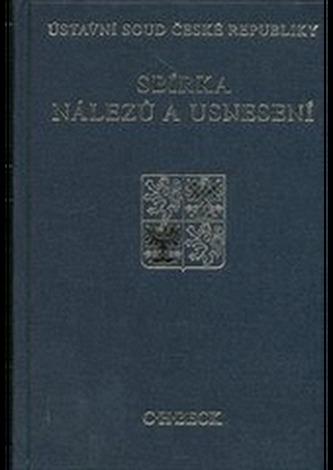 Sbírka nálezů a usnesení ÚS ČR, sv. 56