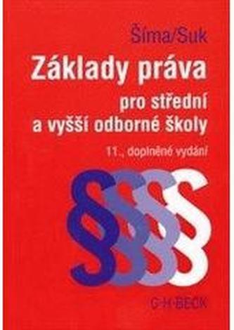 Základy práva pro střední a vyšší odborné školy, 11.vydání