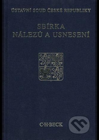 Sbírka nálezů a usnesení ÚS ČR, svazek 44