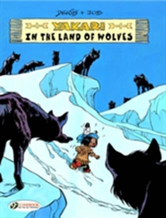 Yakari in the Land of Wolves - Jobe Makar