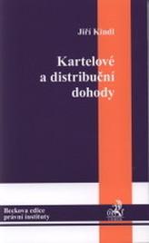 Kartelové a distribuční dohody.