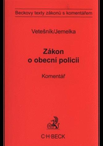 Zákon o obecní policii. Komentář